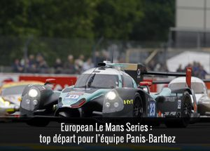 European Le Mans Séries