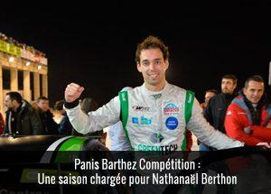 Panis Barthez Compétition